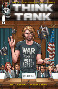 Think Tank 8 cover