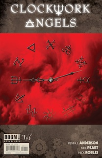 Clockwork Angels cover A