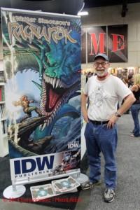 IDW - Ragnarök - Walter Simonson - SDCC14  - San Diego Comic-Con